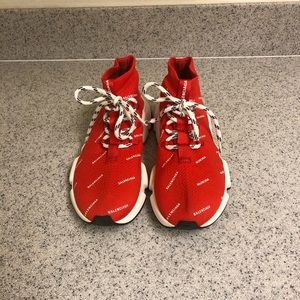 Authentic Balenciaga Knit Speed Trainers